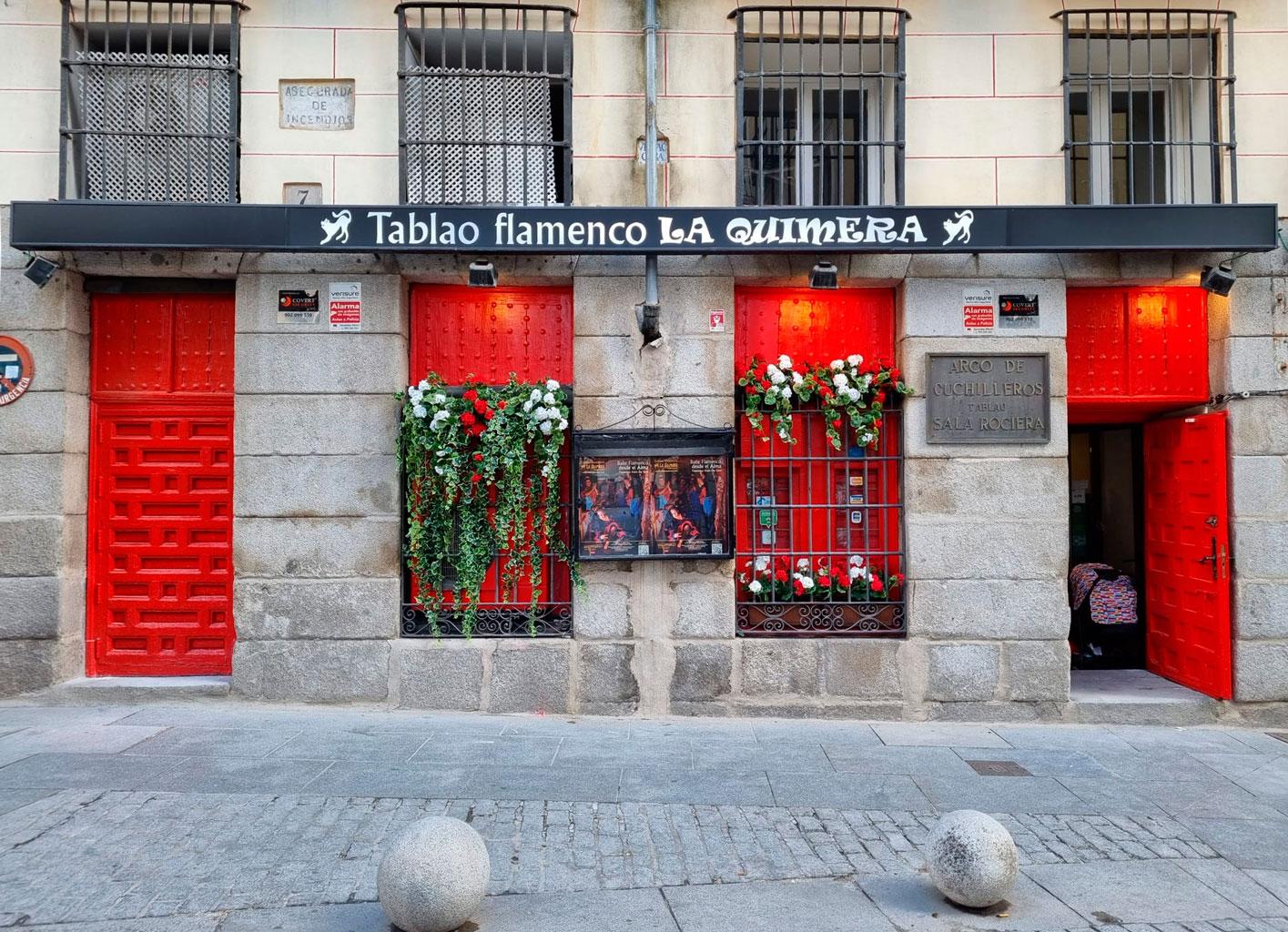 Tablao Flamenco en Madrid